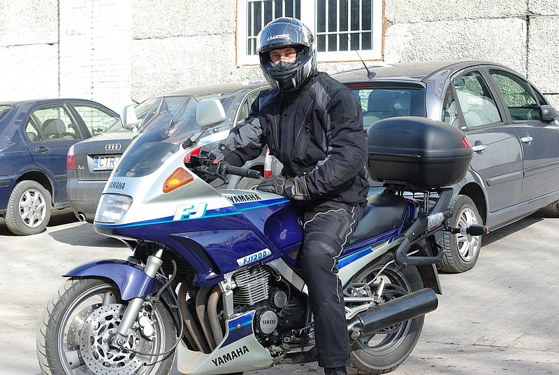 Yamaha FJ 1200 Ceziego