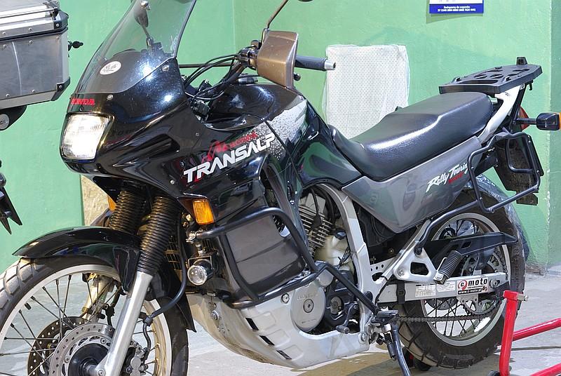 Honda XL600V Transalp Marcina