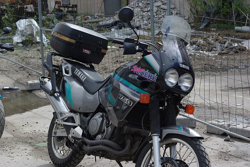 Yamaha XTZ750 Tenere Krzyśka