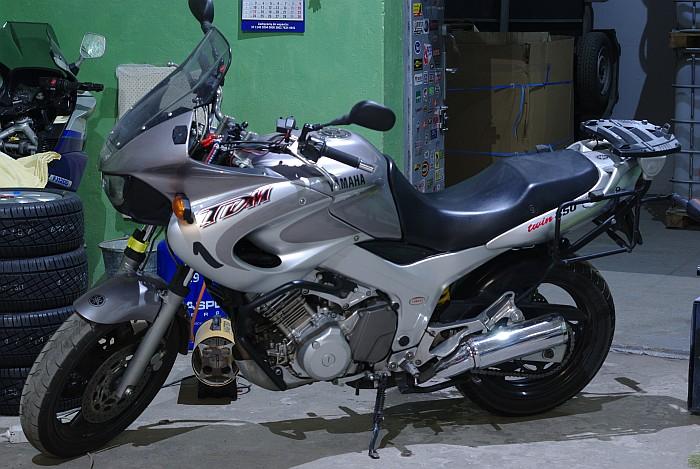 Yamaha TDM 850 Norberta
